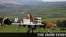 Farmers turn to technology as pandemic increases social isolation