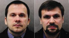 Russian suspects in the Salisbury poisoning linked to blast in Czech Republic