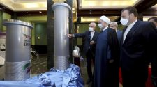 On its 'National Nuclear Technology Day,' Iran starts up advanced centrifuges