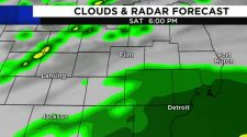 Breaking down rain chances for this weekend