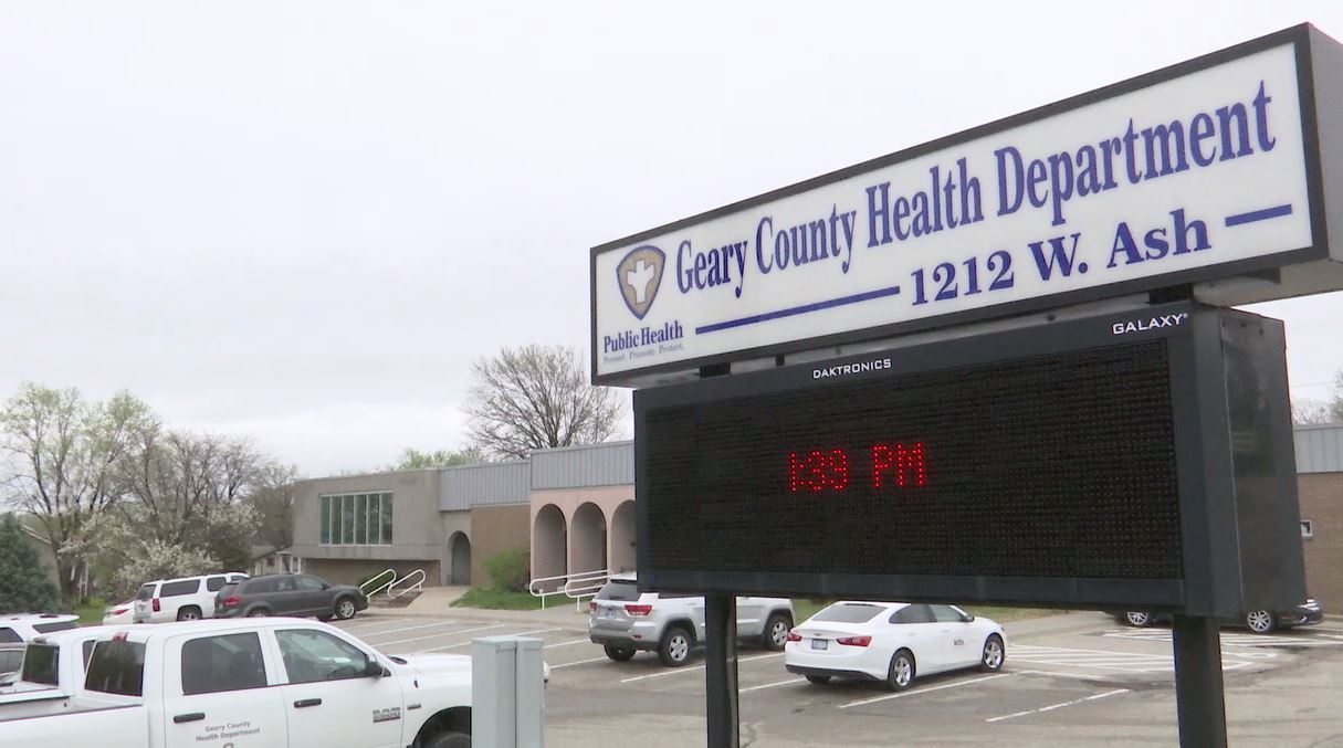Understaffing and backlog causing data entry delays for Geary County Health Department