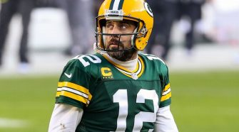 Green Bay Packers 'committed' to Aaron Rodgers, not trading him, GM says