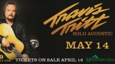 Travis Tritt to perform at Mountain Health Arena