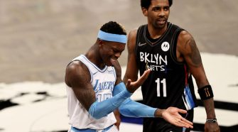 Los Angeles Lakers earn 'best win of the year' vs. Brooklyn Nets, Dennis Schroder says