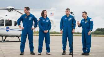 NASA's SpaceX Crew-2 Astronauts Discuss Upcoming Mission - NASA