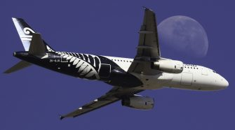 Air New Zealand 787-9 Melbourne (Victor Pody)