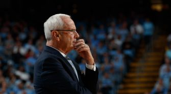 North Carolina's Roy Williams announces retirement after 33 seasons as Hall of Fame coach at UNC, Kansas