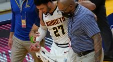 Nuggets star Jamal Murray 'devastated' after season-ending ACL injury, Michael Malone says