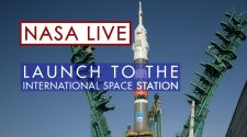Soyuz Crew Launch to the International Space Station - NASA