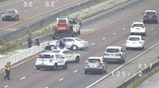 Vehicle Crash on I-95 in Cocoa Shuts Down Two Southbound Lanes