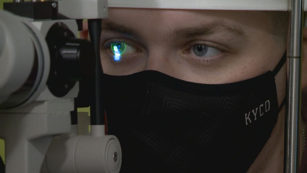 Great Health Divide | Kentucky College of Optometry works to treat and combat blindness