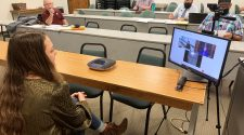 Victoria College's process technology students prepares for job interviews