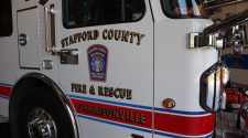 Stafford ambulances include environmentally-friendly technology