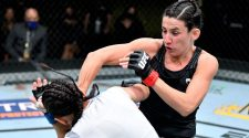 Marina Rodriguez overcomes travel woes with dominating UFC win over Michelle Waterson