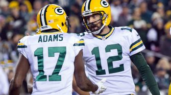 Davante Adams has no gut feeling on how the Aaron Rodgers situation will play out