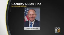 Pennsylvania Congressman Lloyd Smucker Fined $5,000 For Breaking Security Rules At U.S. Capitol – CBS Pittsburgh