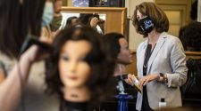 Photos: Pamela Northam visits Susie G. Gibson Science and Technology Center in honor of Teacher Appreciation Week | Education