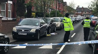 BREAKING: Street in Longsight taped off after man stabbed - latest updates