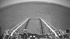 China lands a rover on Mars
