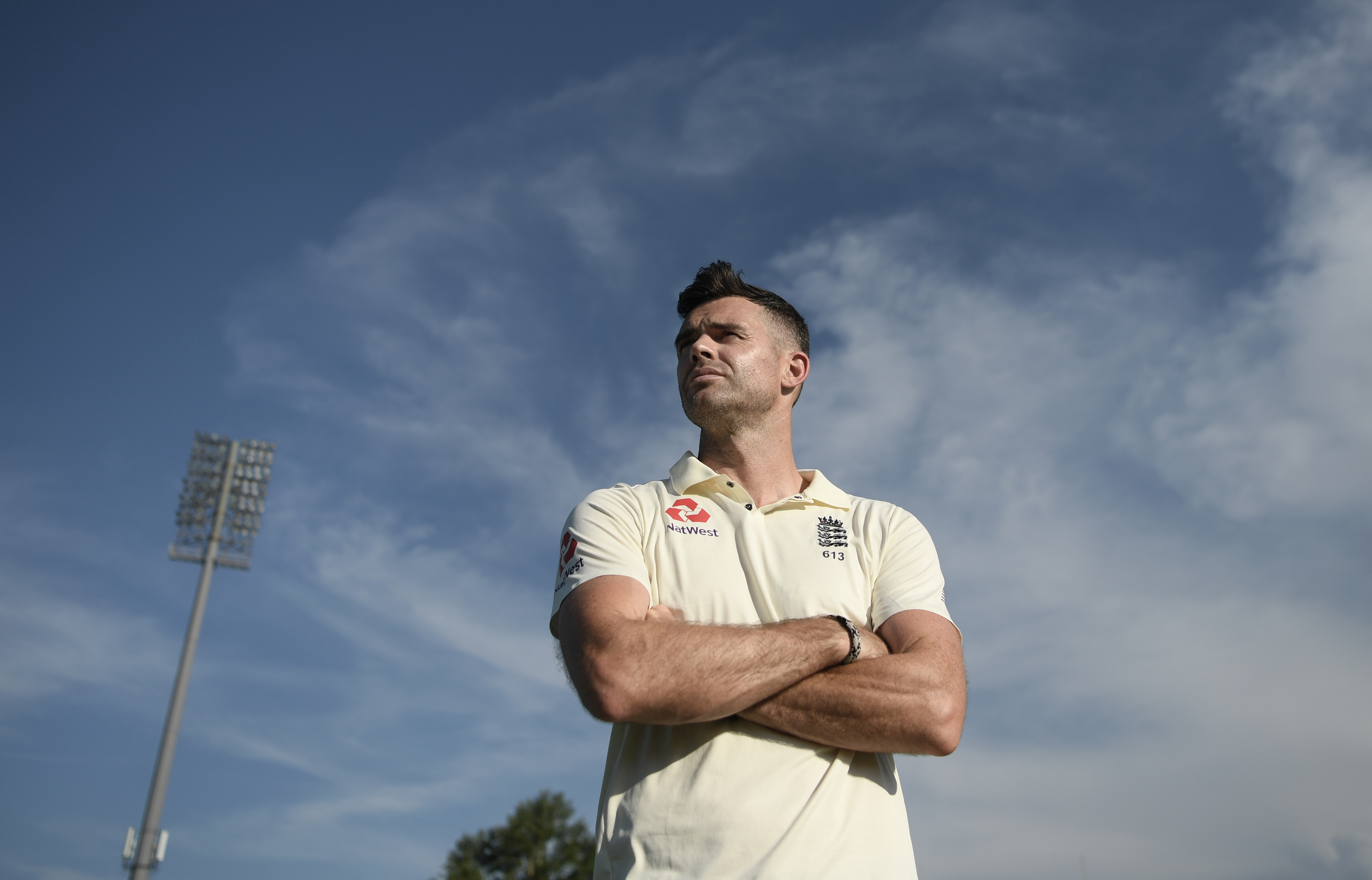 James Anderson on the verge of breaking another England record