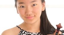 Keila Wakao Awarded 1st Prize in 2021 Menuhin Competition Junior Division