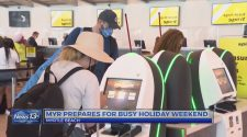 Memorial Day weekend just the beginning of potentially record-breaking summer of travel at MYR