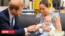 Prince Harry: I want to break cycle of pain for my children - BBC News