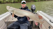 Record-breaking WV muskie didn't take long to catch | News