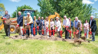 Student housing project breaking ground