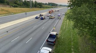 Two dead in early morning crash, says coroner