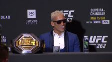 UFC 262: Charles Oliveira Post-fight Press Conference - UFC - Ultimate Fighting Championship