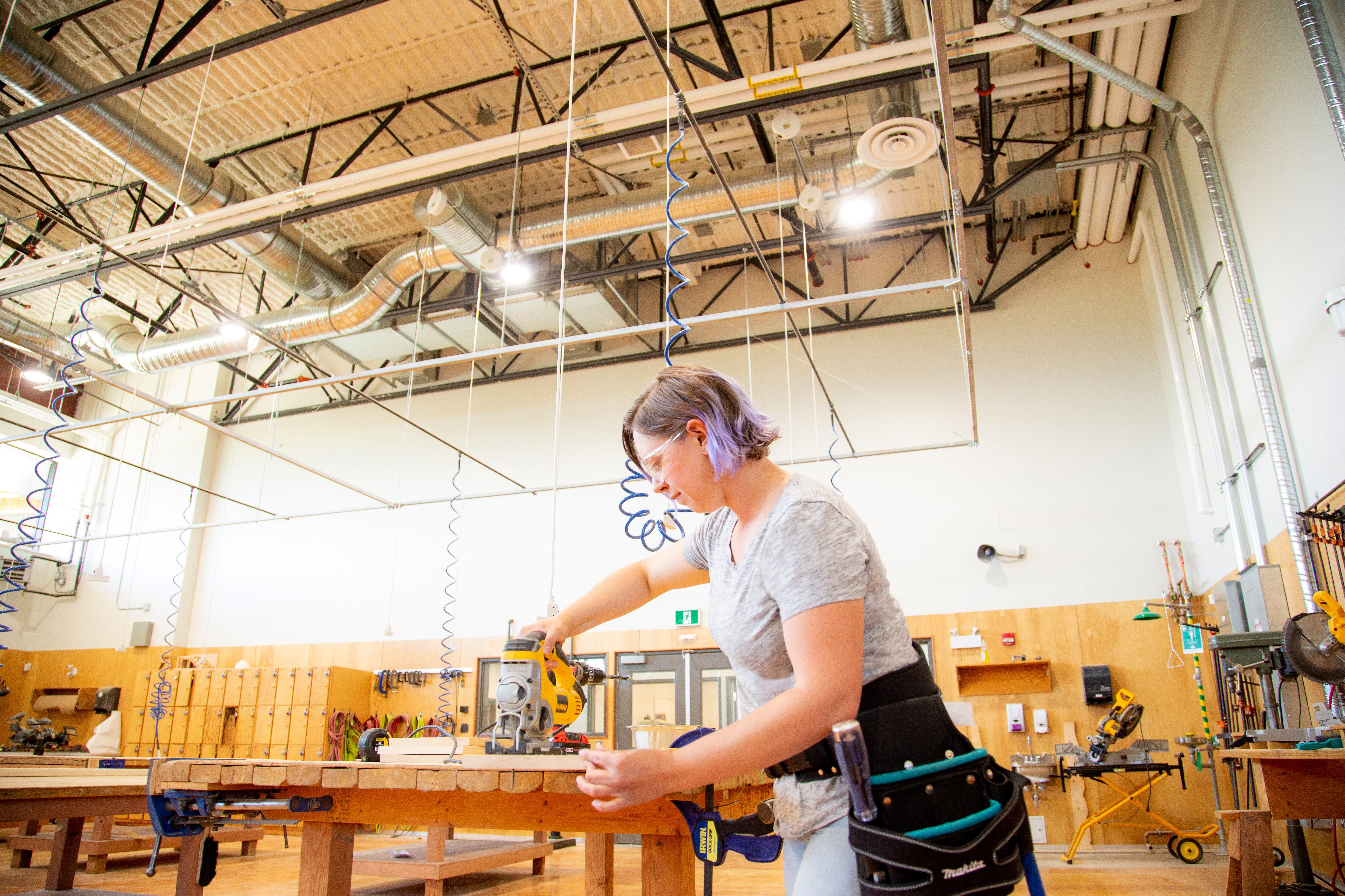 Explore your future in the trades or applied technology fields   Vancouver Island University