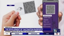Technology and the development of vaccination passports