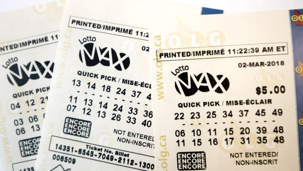$117 million up for grabs in Lotto Max's record-breaking draw