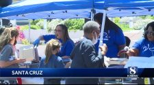 Breaking bread and strengthening the relationship with police in Santa Cruz