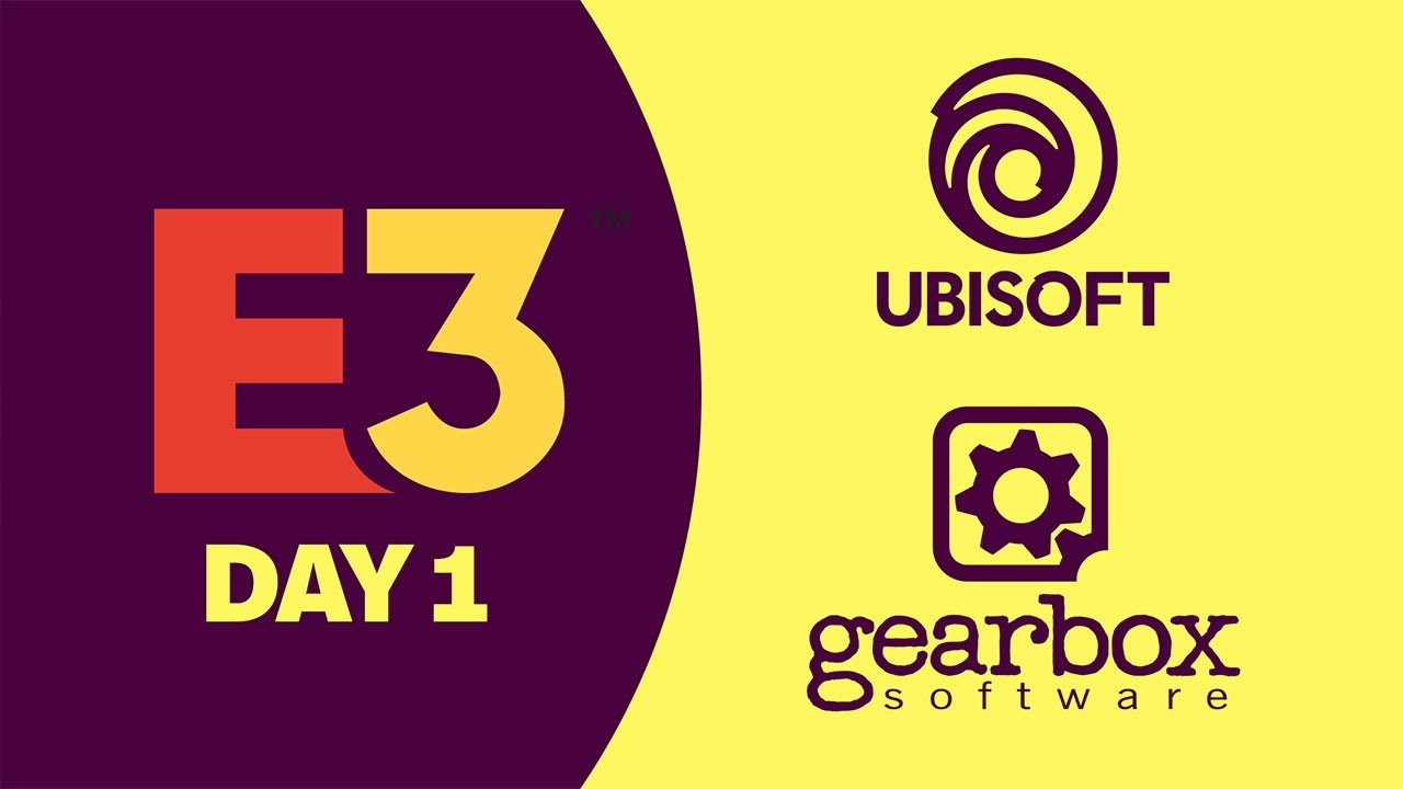 E3 2021 Ubisoft Forward, Gearbox Showcase and More | Play For All - GameSpot