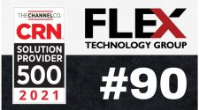 Flex Technology Group Named to CRN's 2021 Solution Provider 500 List for 8th Consecutive Year