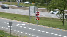 New technology put in place to stop wrong-way drivers is showing results